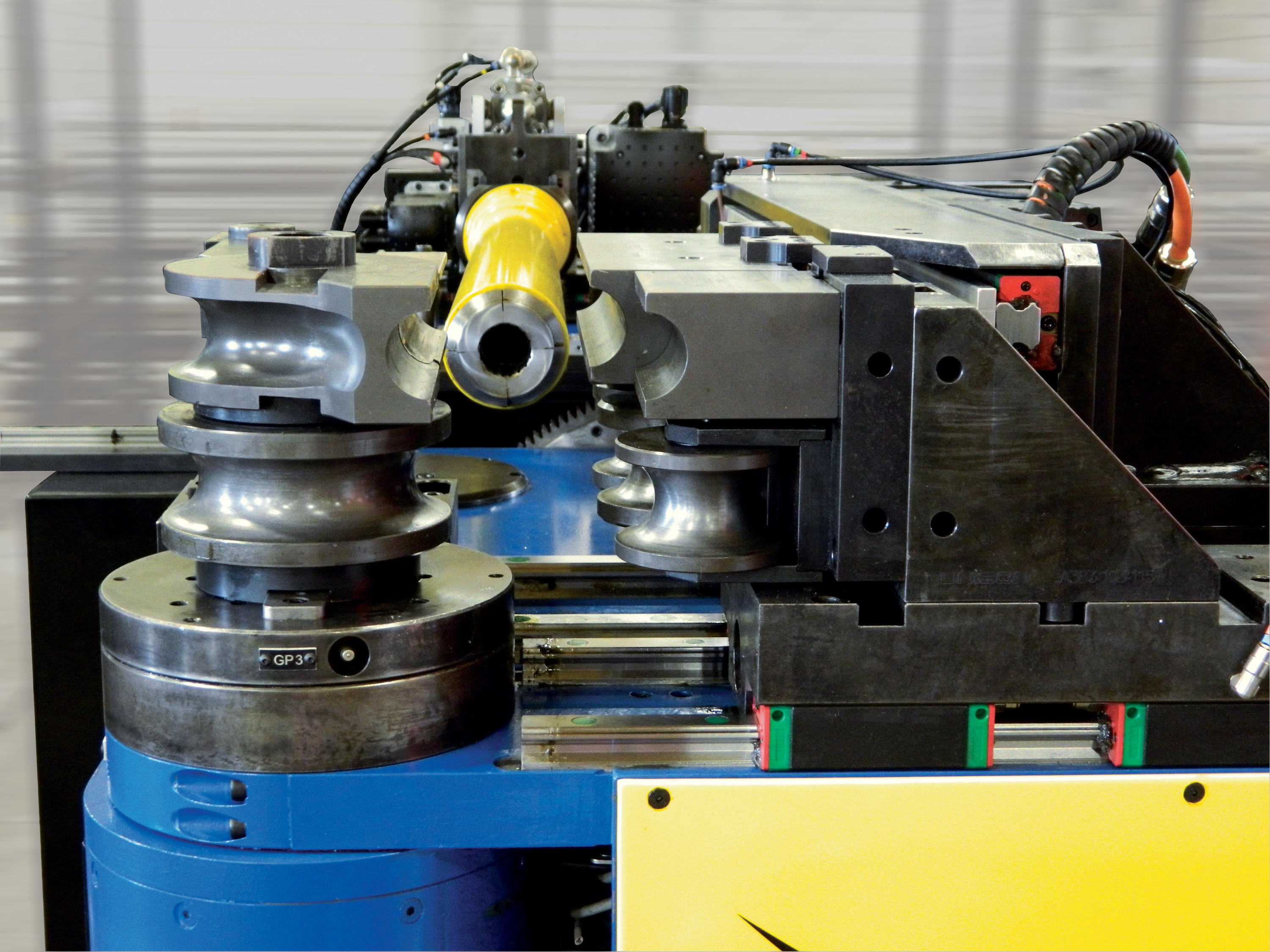 Novel Tube Bender Boosts Productivity By 500 For Leading