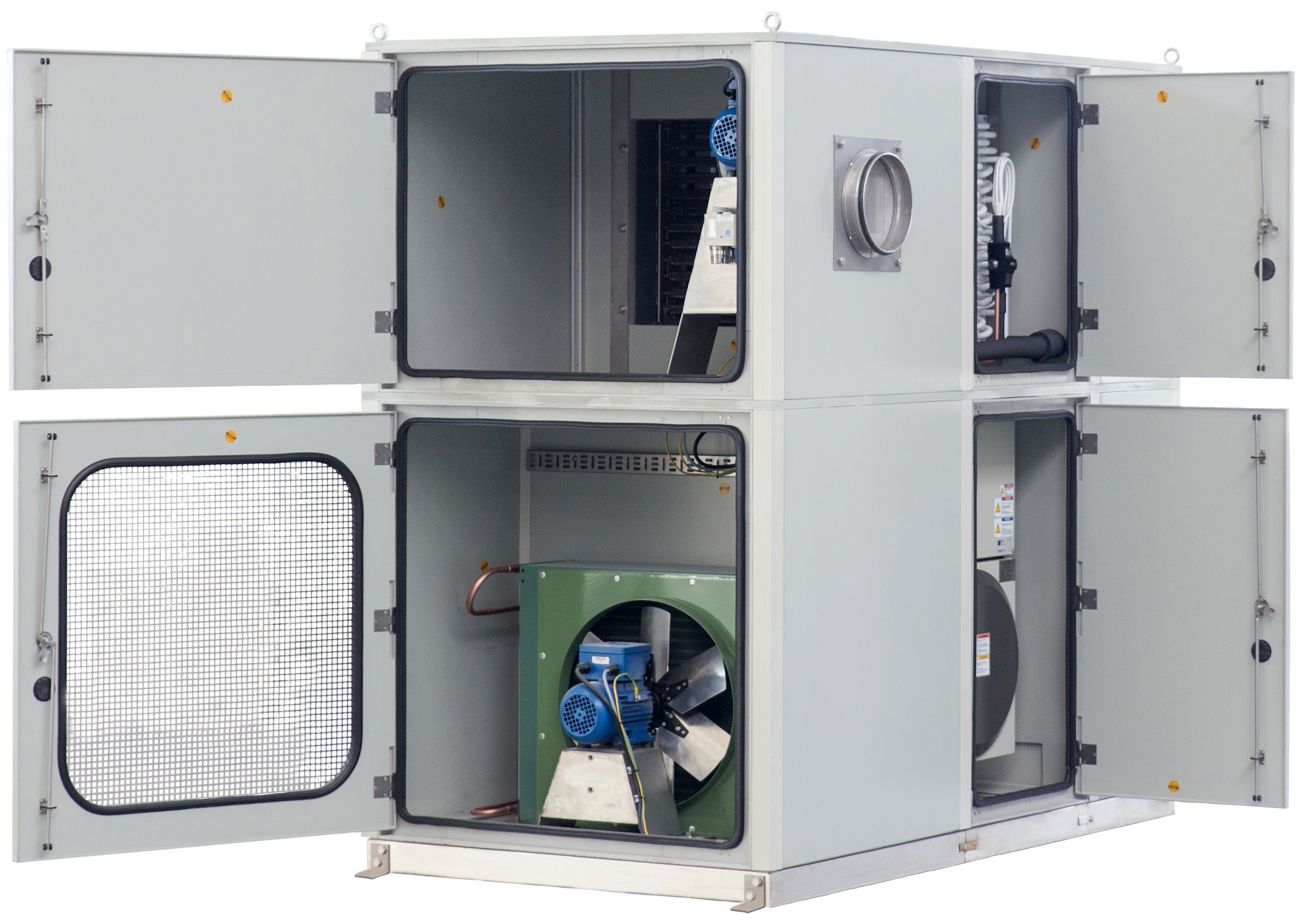 Innovative Explosion Proof Hvac System Provides